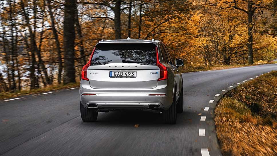 Polestar hat dem Volvo XC90 ein paar mehr PS verschafft