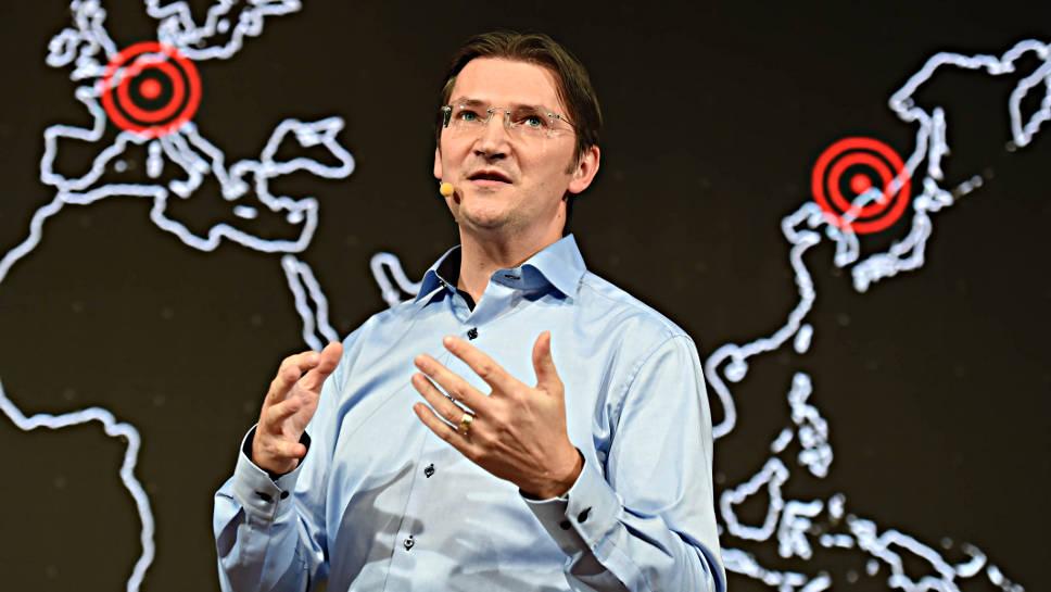 VW-Digitalchef Johann Jungwirth