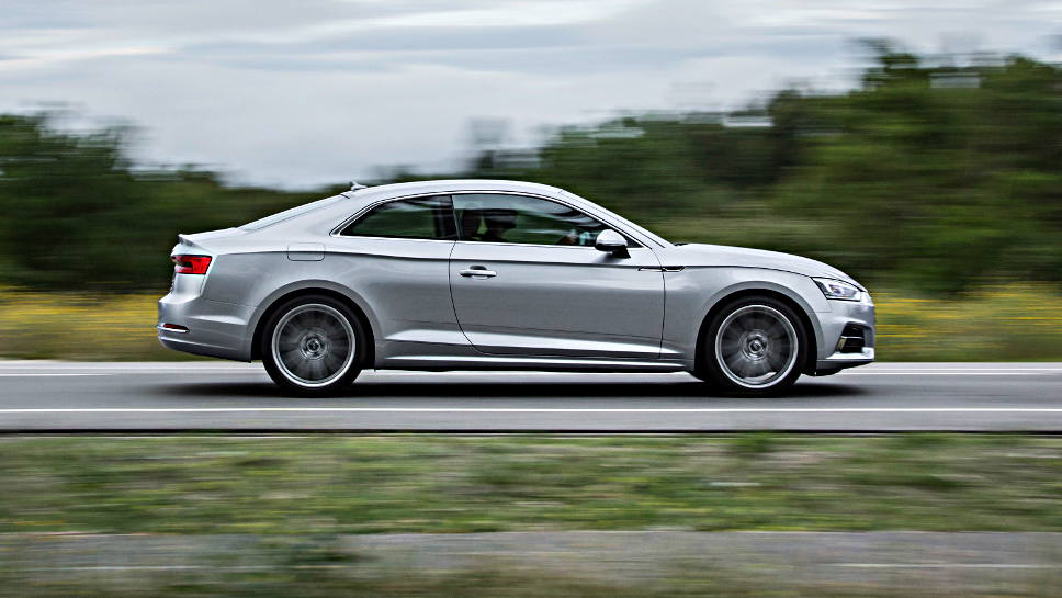 Das Audi A5 Coupé kommt im Herbst auf den Markt.