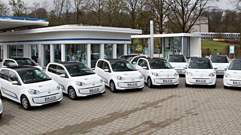 Volkswagen intensiviert die Forschung