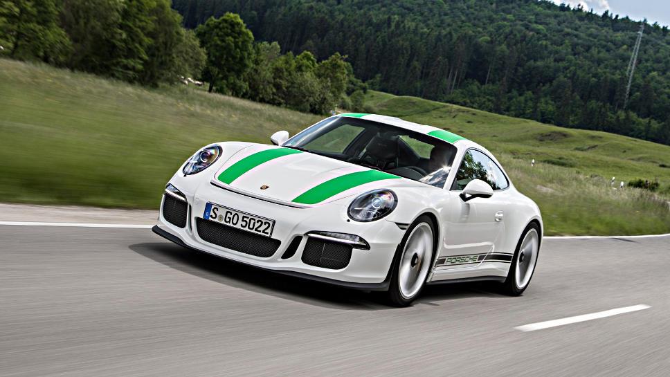 Der Porsche 911R ist etwas für Puristen.