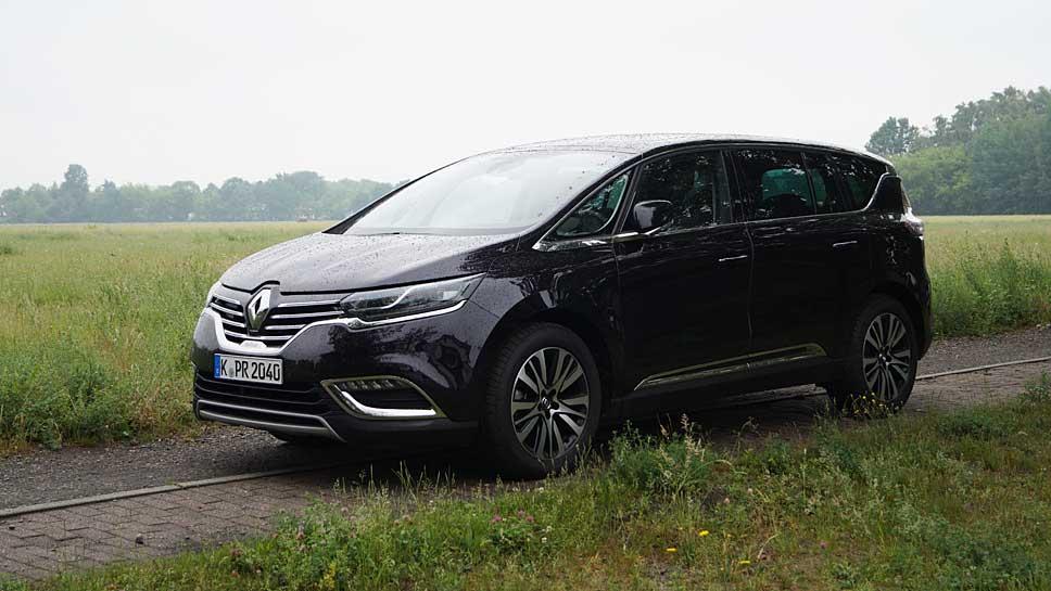 Renault hat den Espace völlig neu konzipiert
