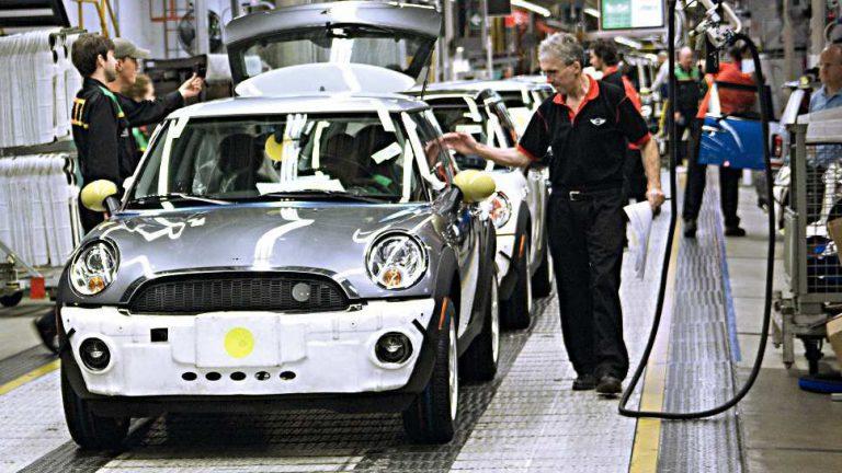 BMW überdenkt Produktionsstandort für Elektro-Mini