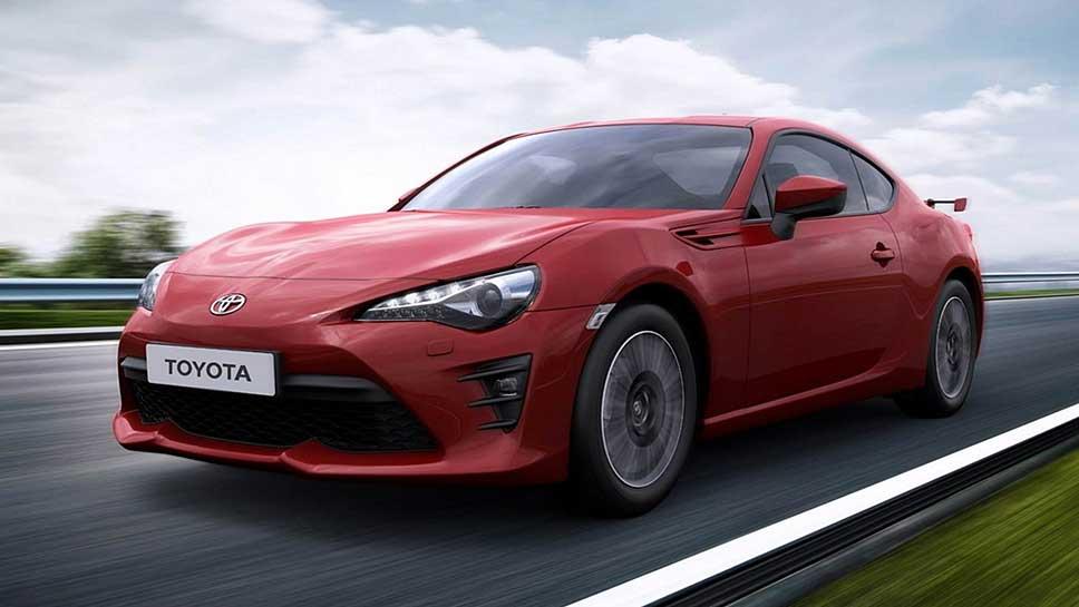 Toyota frischt den GT86 auf