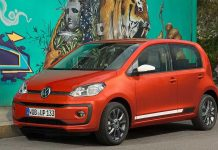 VW hat dem Up frischen Elan verpasst