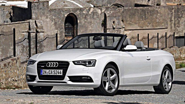 Audi A5: Der Topseller bei den Cabrios