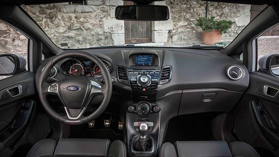 Ford hat den Fiesta ST weiter aufgepeppt