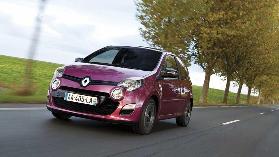 Der Renault Twingo weist als Gebrauchter ein paar Macken auf