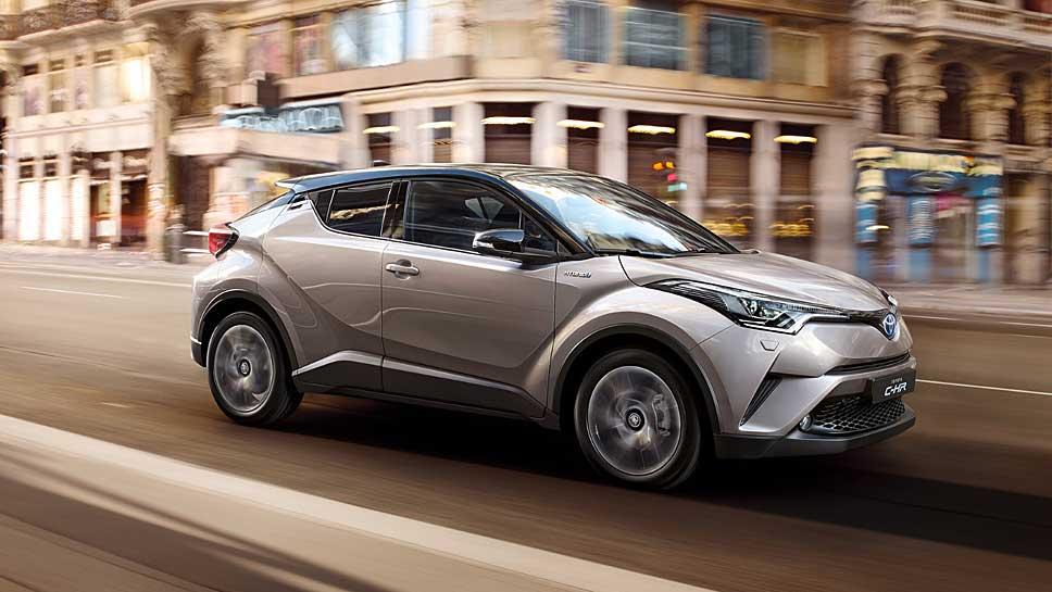 Toyota notierte einen rückläufigen Gewinn