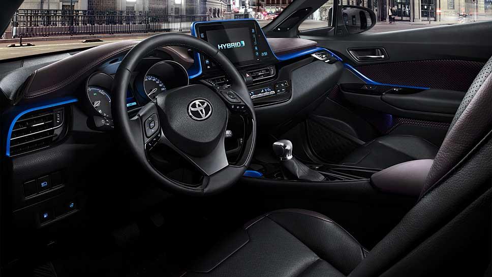 Toyota polarisiert mit dem neuen C-HR