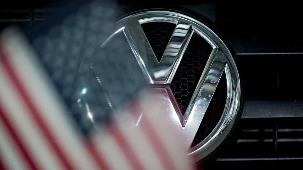 VW profitiert von hoher SUV-Nachfrage.