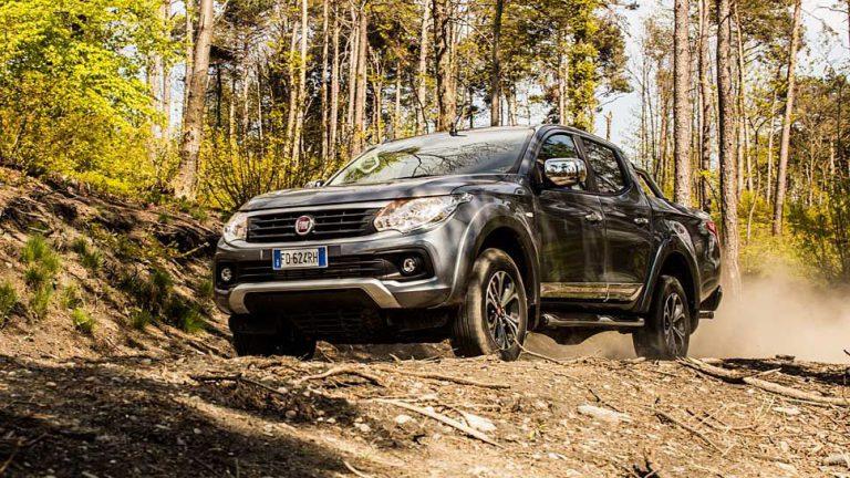 Fiat Fullback: Praktikabilität vor Schönheit