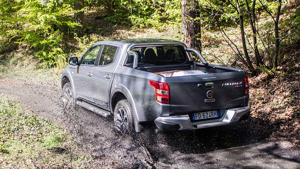 Fiat steigt mit dem Fullback ins Pickup-Segment ein