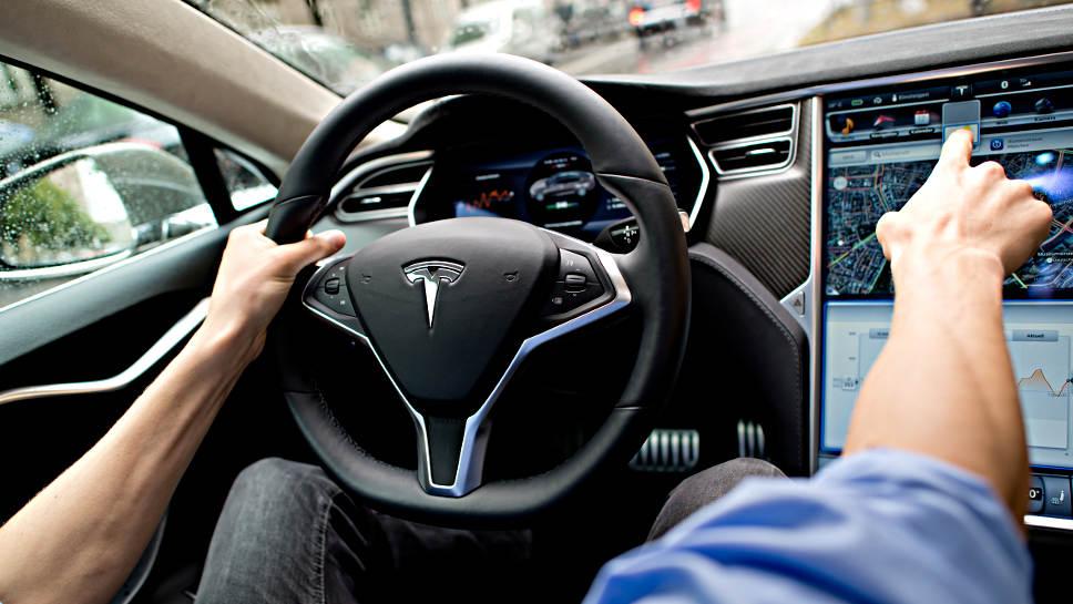 Der Tesla war beim tödlichen Unfall zu schnell unterwegs