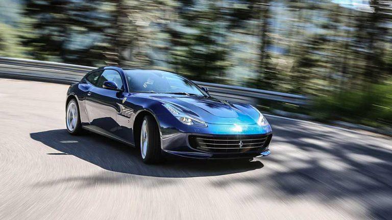 Ferrari GTC4Lusso: Ferrari für den Alltag