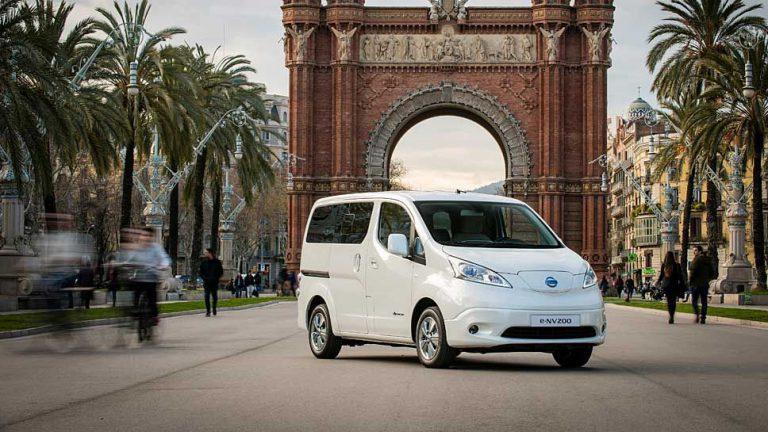 Nissan e-NV200 Evalia: Leiser Familientransporter