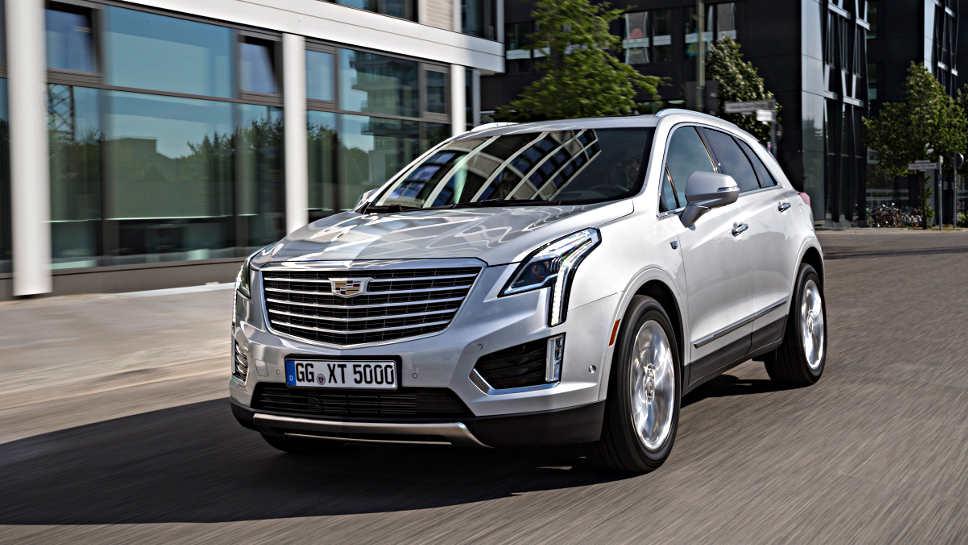Der Cadillac XT5 kommt im September auf den Markt.