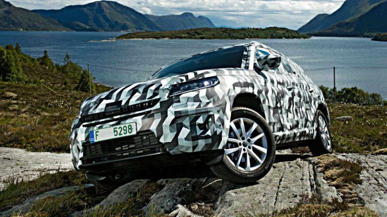 Skoda Kodiaq: Neuer Wachstumstreiber der VW-Tochter