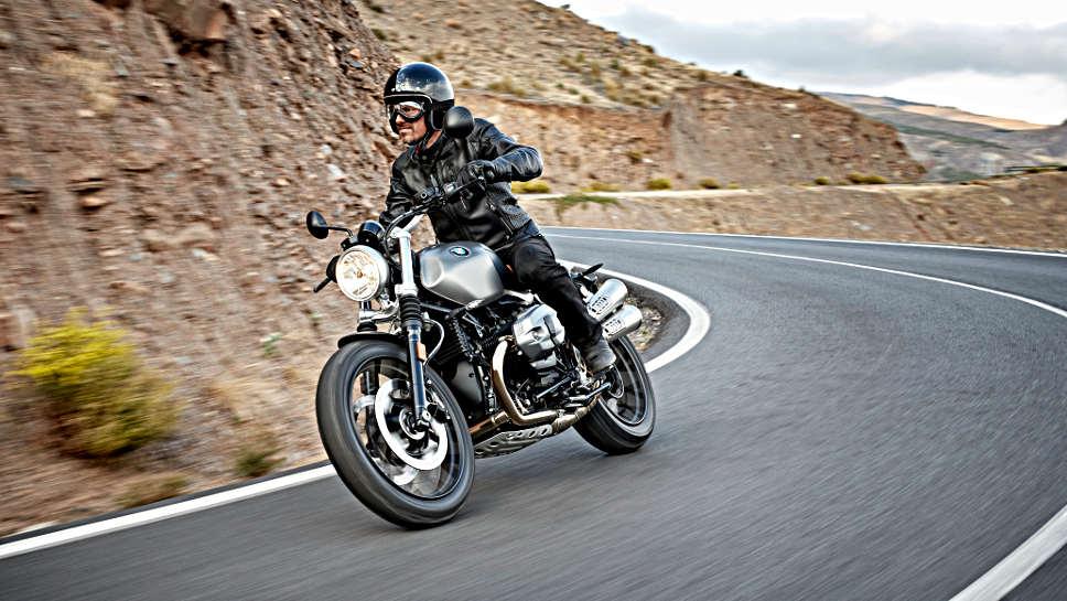 Mensch und Motorrad müssen zueinanander passen.