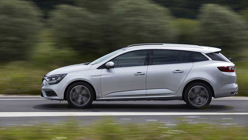 Renault hat die Preise für den Megane Grandtour bekannt gegeben