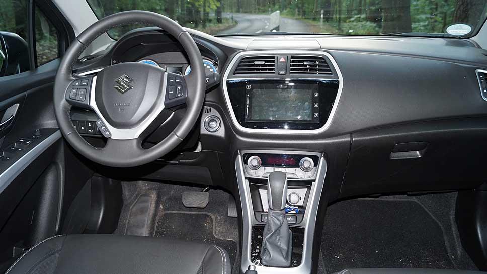 Der Suzuki SX4 S-Cross ist zum Mini-Crossover aufgestiegen
