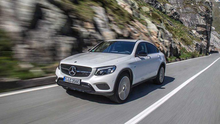 Mercedes auch im Oktober mit Absatzrekord