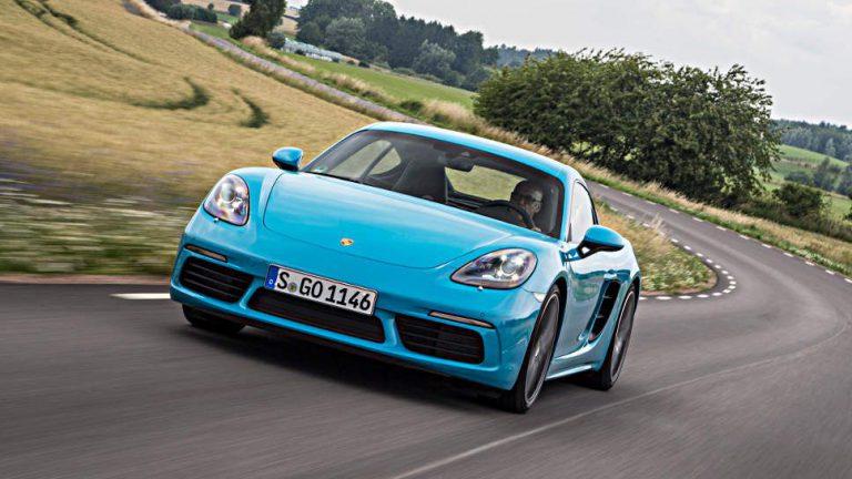 Porsche 718 Cayman: Auch vier Zylinder können betören