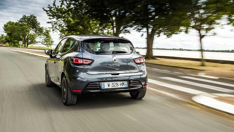 Renault hat die vierte Generation des Clio aufgefrischt.