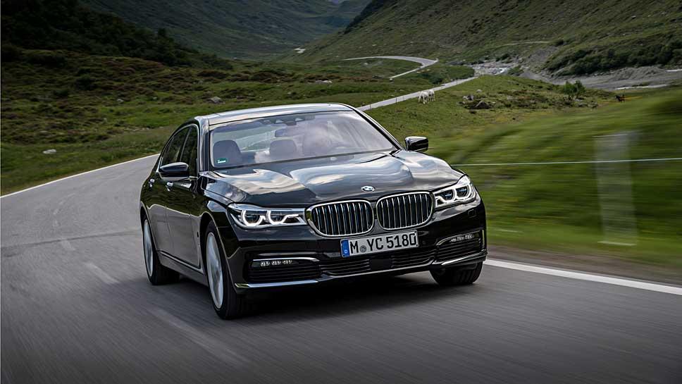 BMW fährt dem sechsten Rekordjahr in Folge entgegen