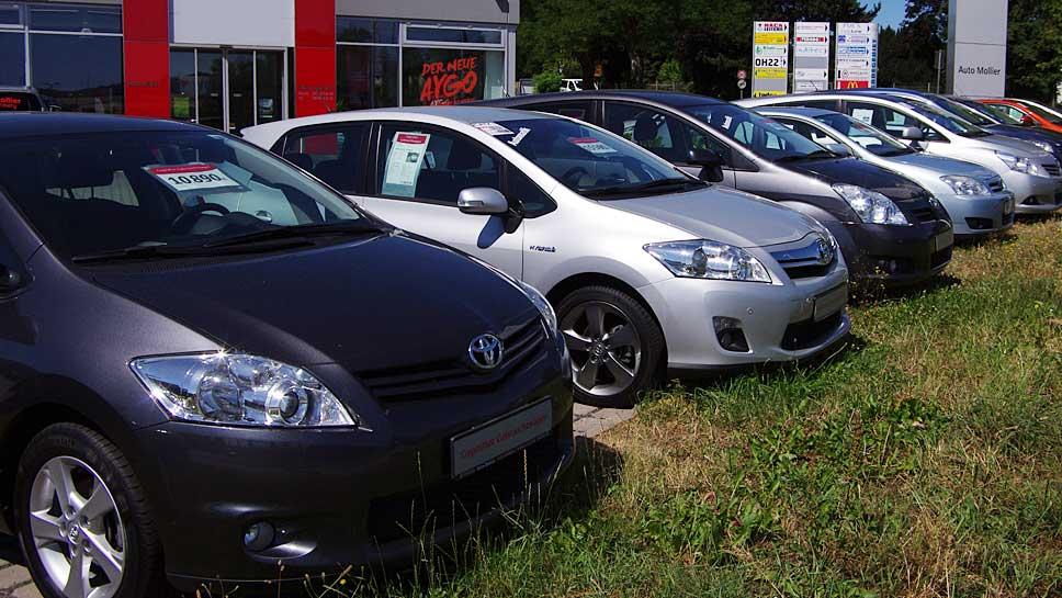 Die Bedingungen nach dem Gebrauchtwagenkauf ändern sich