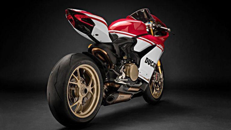 Ducati Panigale 1299 S Anniversario: Superbike für Wohlhabende