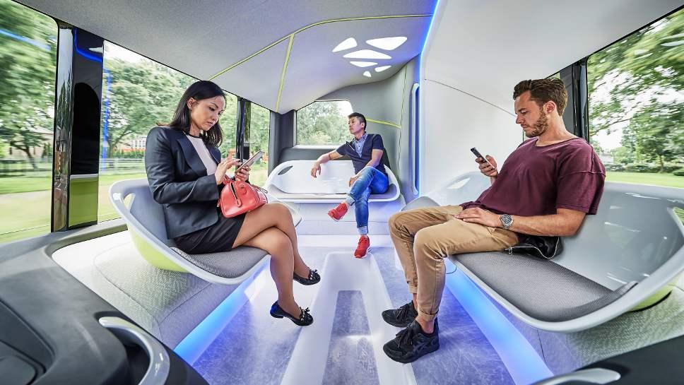 Daimler Future Bus