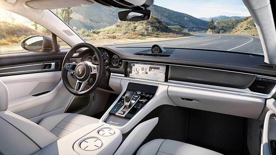 Porsche hat den Panamera neu konzipiert