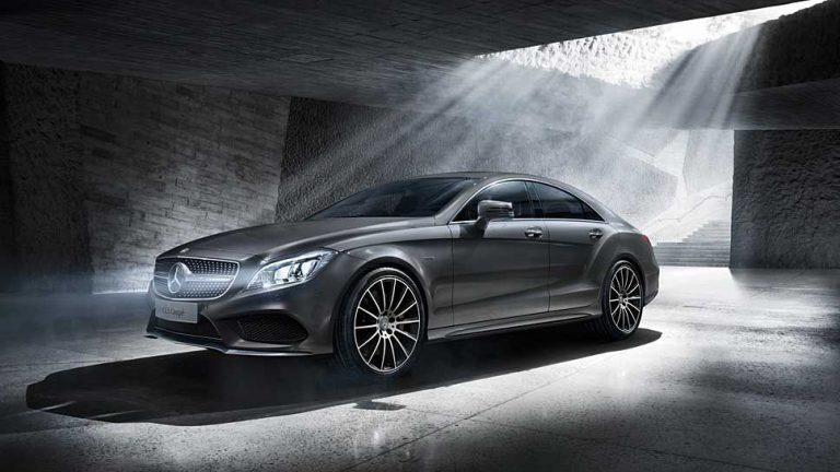 Mercedes schickt CLS auf Abschiedstournee