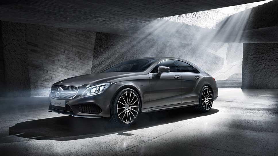 Mercedes schickt den CLS in die Final Edition