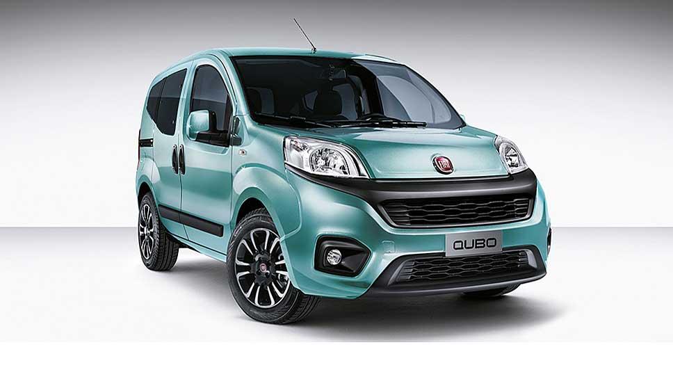 Fiat hat den Qubo aufgefrischt