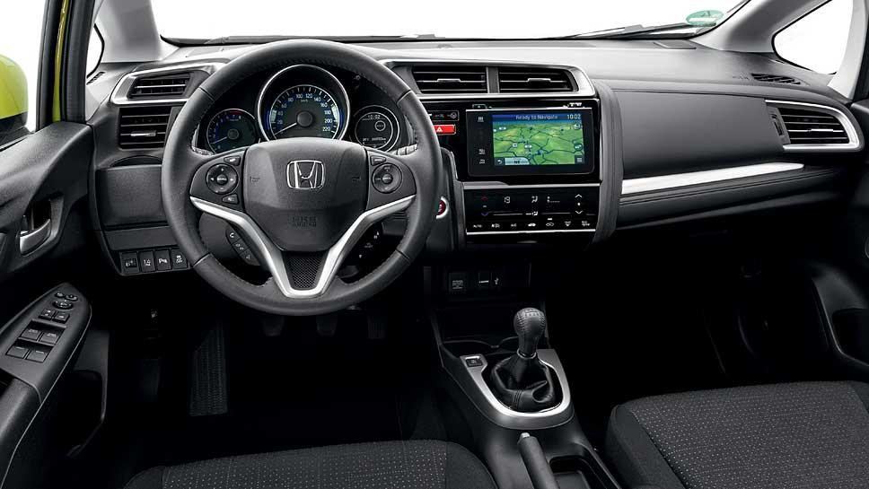 Der Honda Jazz avanciert zum Raumwunder