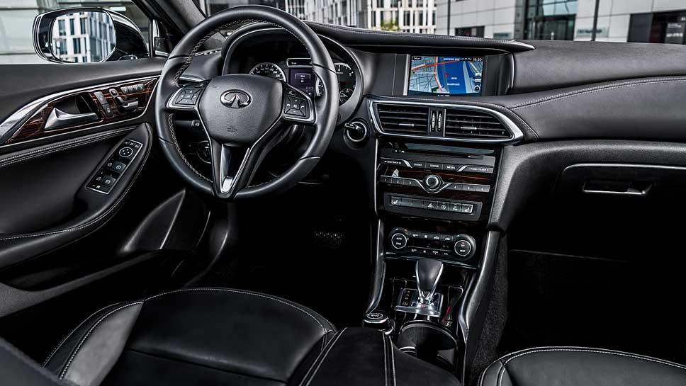 Infiniti betritt mit dem QX30 das Segment der Kompakt-SUV