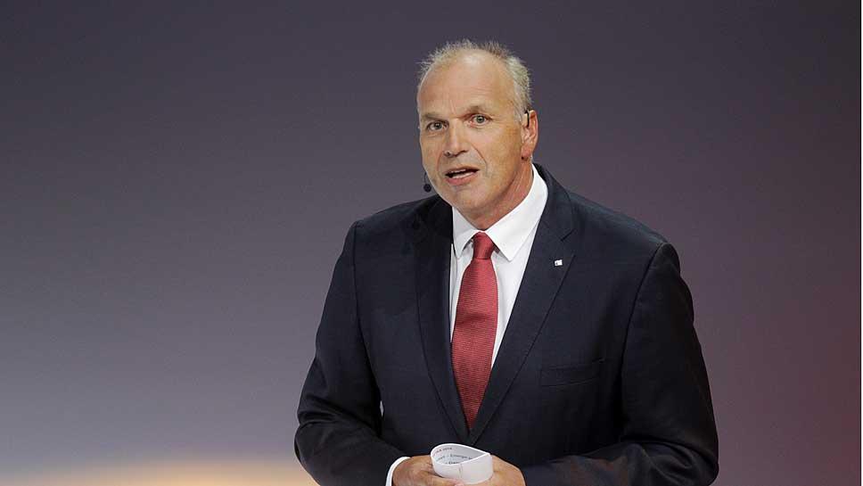 VW-Vertriebschef Jürgen Stackmann