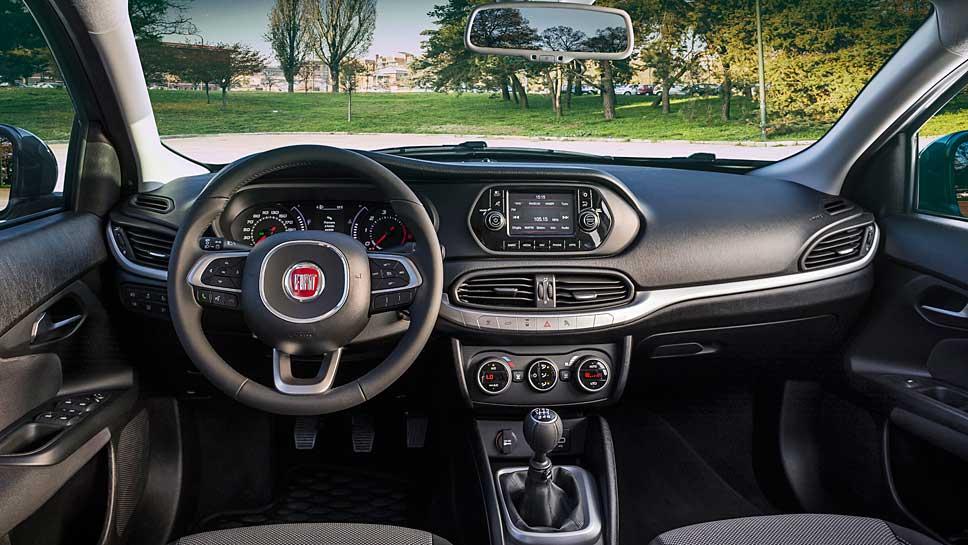 Der Fiat Tipo ist günstig, aber nicht billig