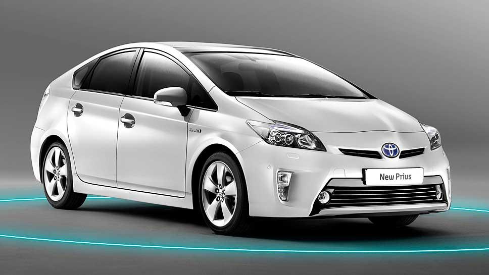 Der Toyota Prius ist nicht unbedingt schön, aber zuverlässig