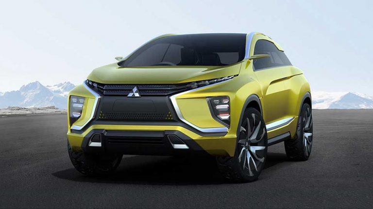 Mitsubishi mixt Van und SUV