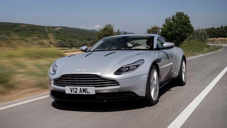 Aston Martin DB11: Stille Schönheit