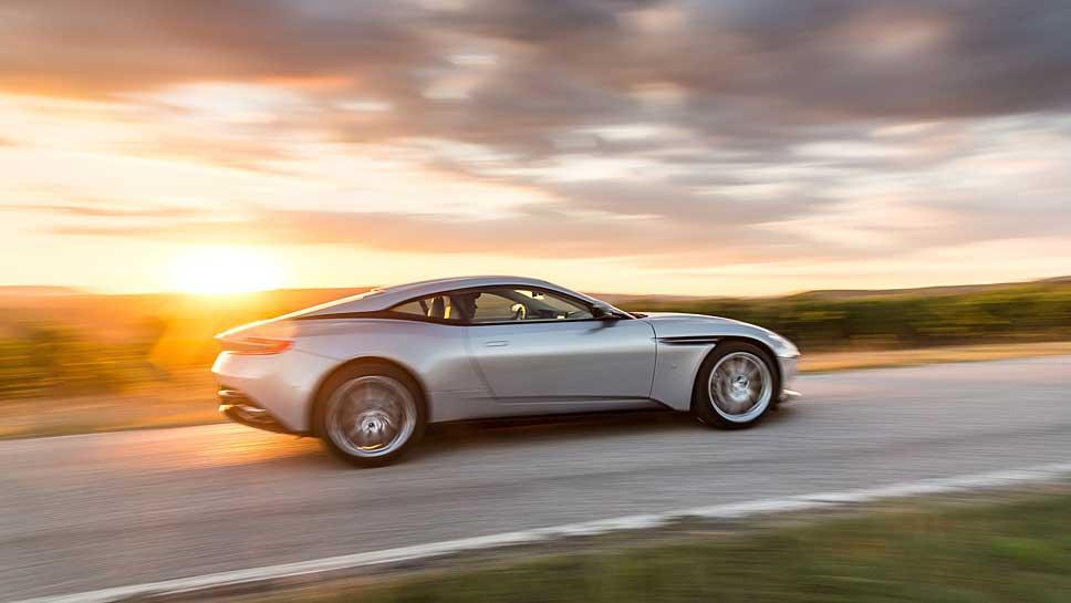 Der Aston Martin DB11 liebt Understatement