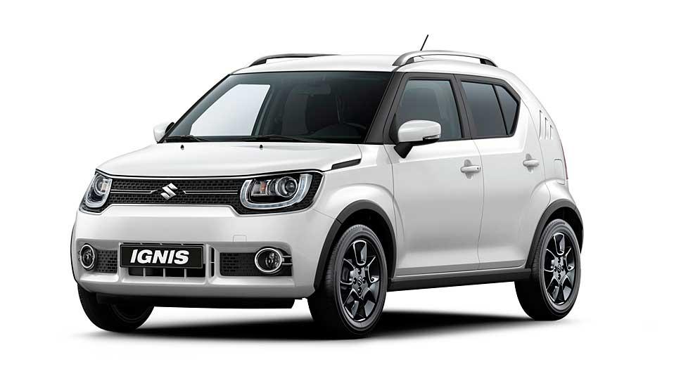Suzuki feiert Comeback mit dem Ignis
