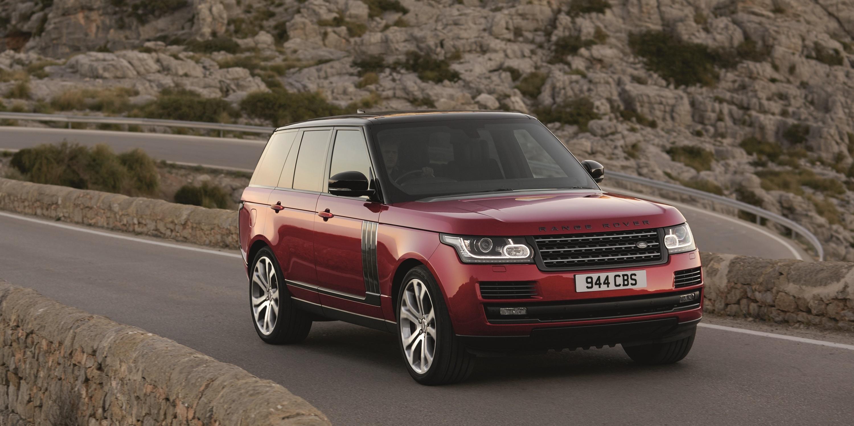 Der Range Rover zieht Langfinger an
