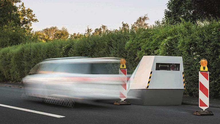 Effektive Überführung von Temposündern