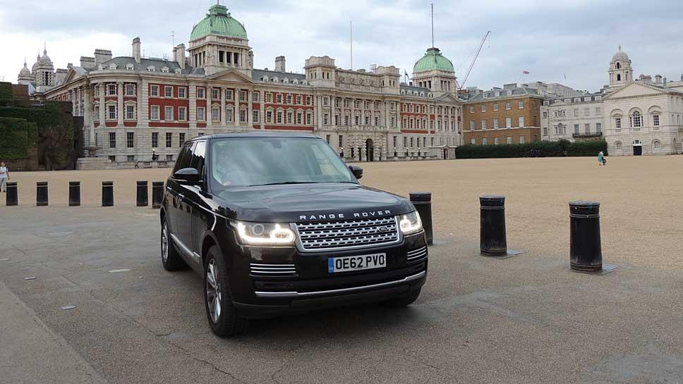 Der Range Rover von Prinz William kommt untern Hammer