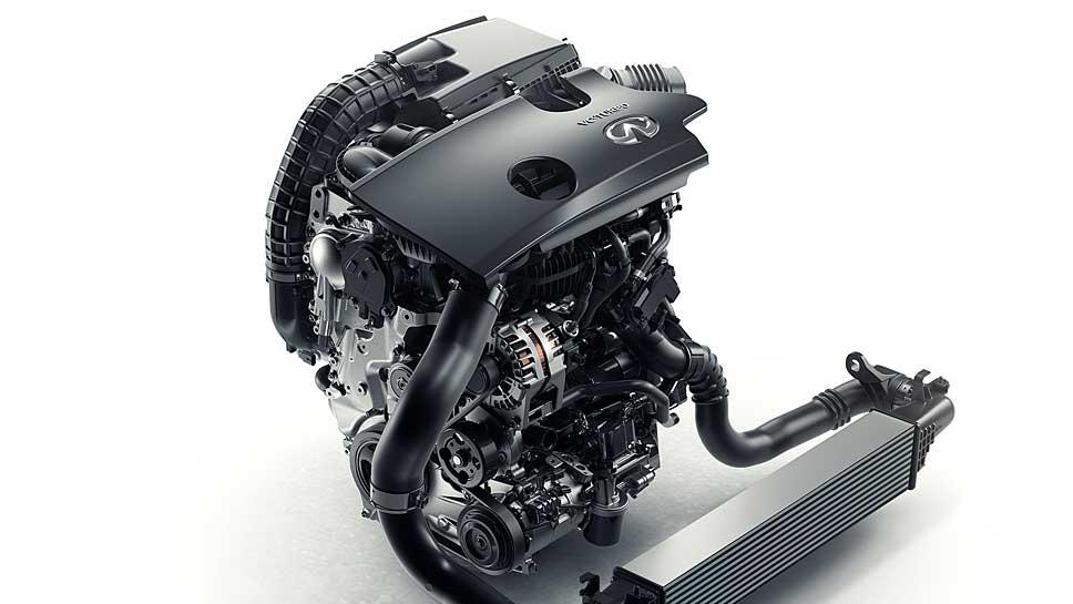 Infiniti setzt auf eine neue Motorentechnologie