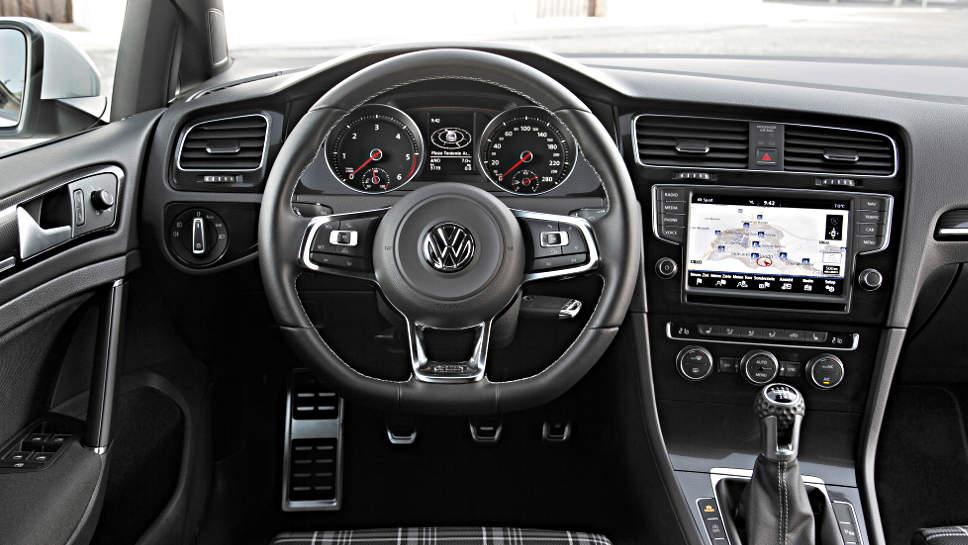 VW Golf GTD neu Aufmacher VW
